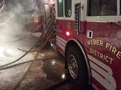 Huntsville - Winter Fire