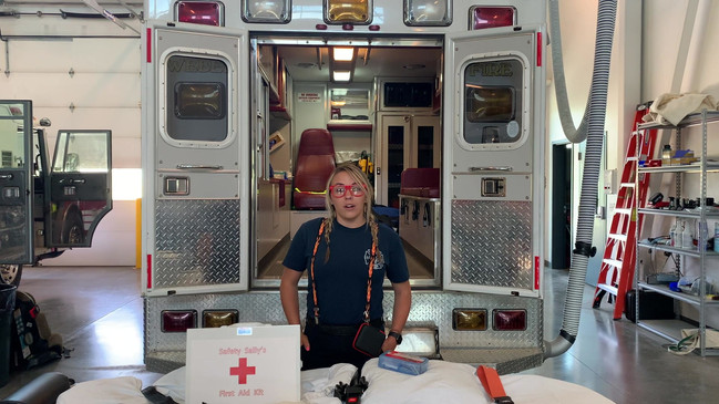 Safety Bridage Sunday - First Aid Kits.m