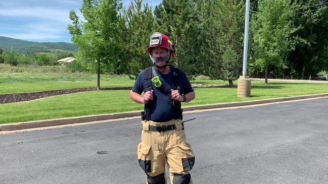 Safety Bridage Sunday - Firework Safety.