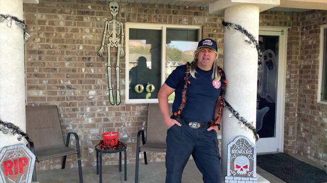 Safety Bridage Sunday - Halloween Safety
