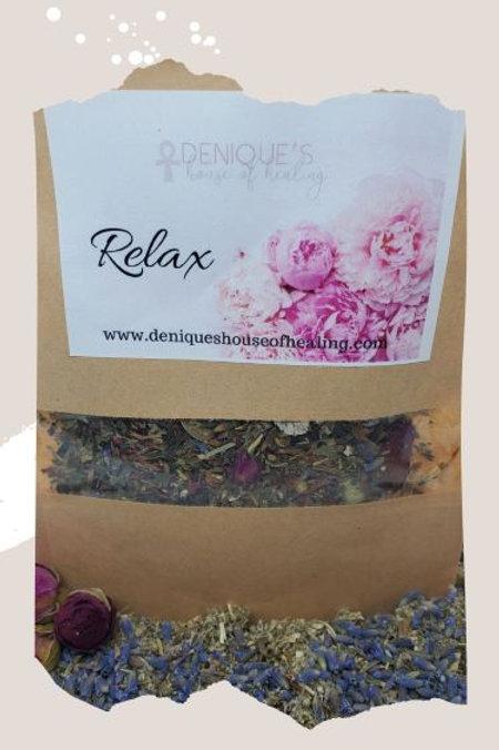 Relax Blend ~ 3 Steam Treatments