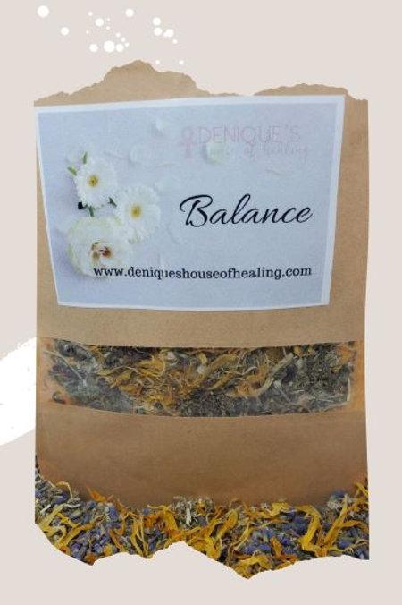 Balance Blend ~ 3 Steam Treatments