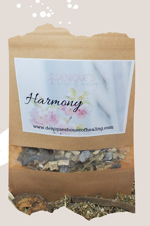 Harmony Blend ~ 3 Steam Treatments