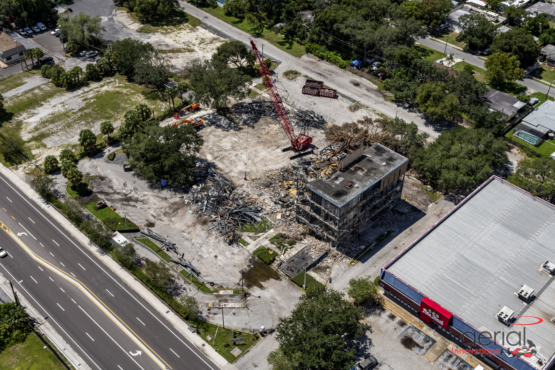 Office Demo on Florida Ave