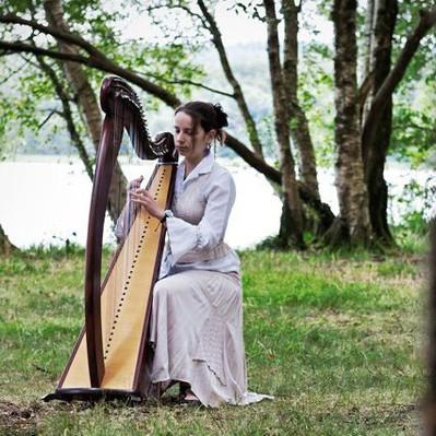 Photo prise à l'étang de Paimpont par Eric Trehorel