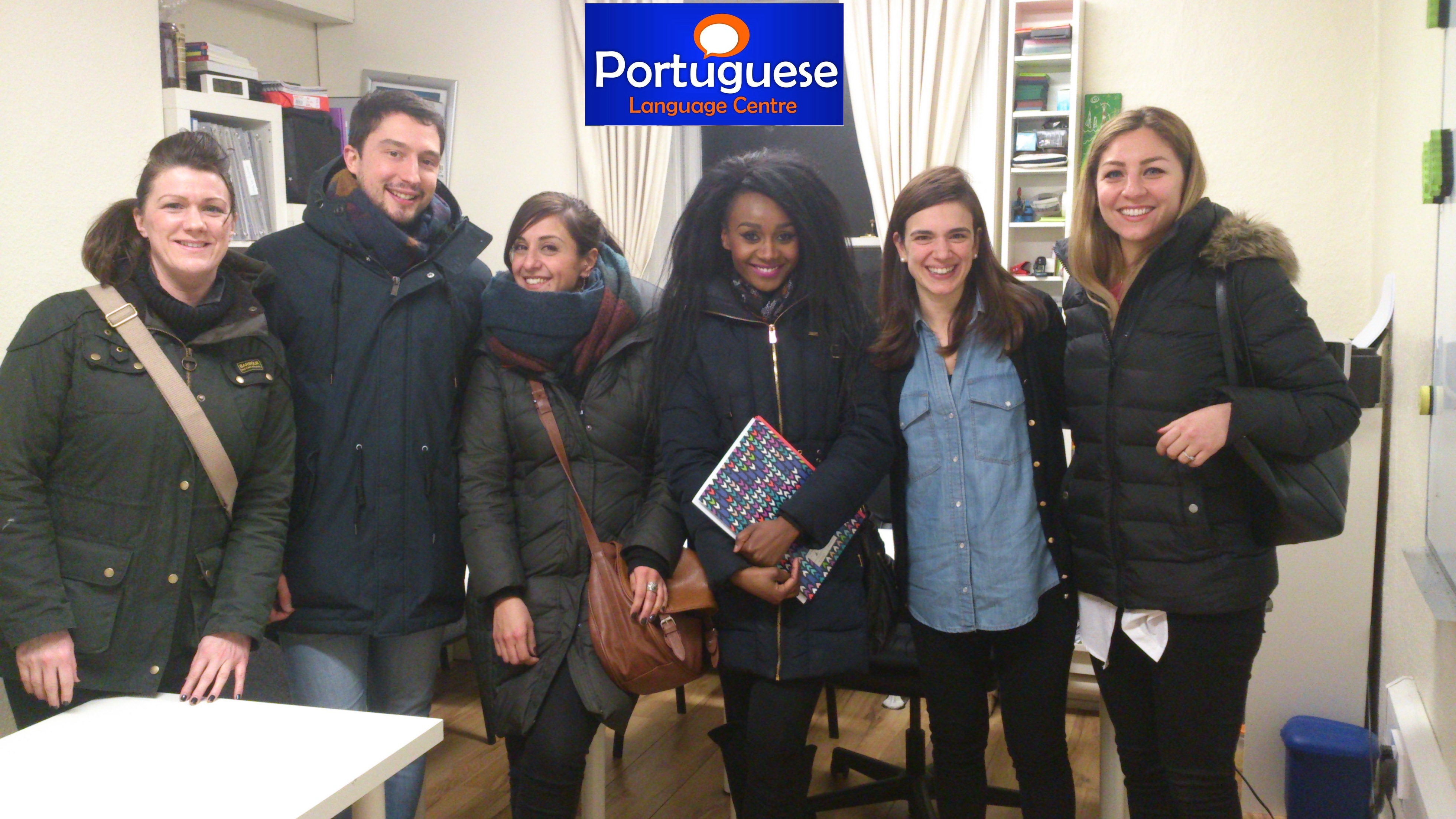 Portuguese Language Centre students 2