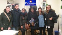 Portuguese Language Centre students 2