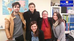 Portuguese Language Centre students 3