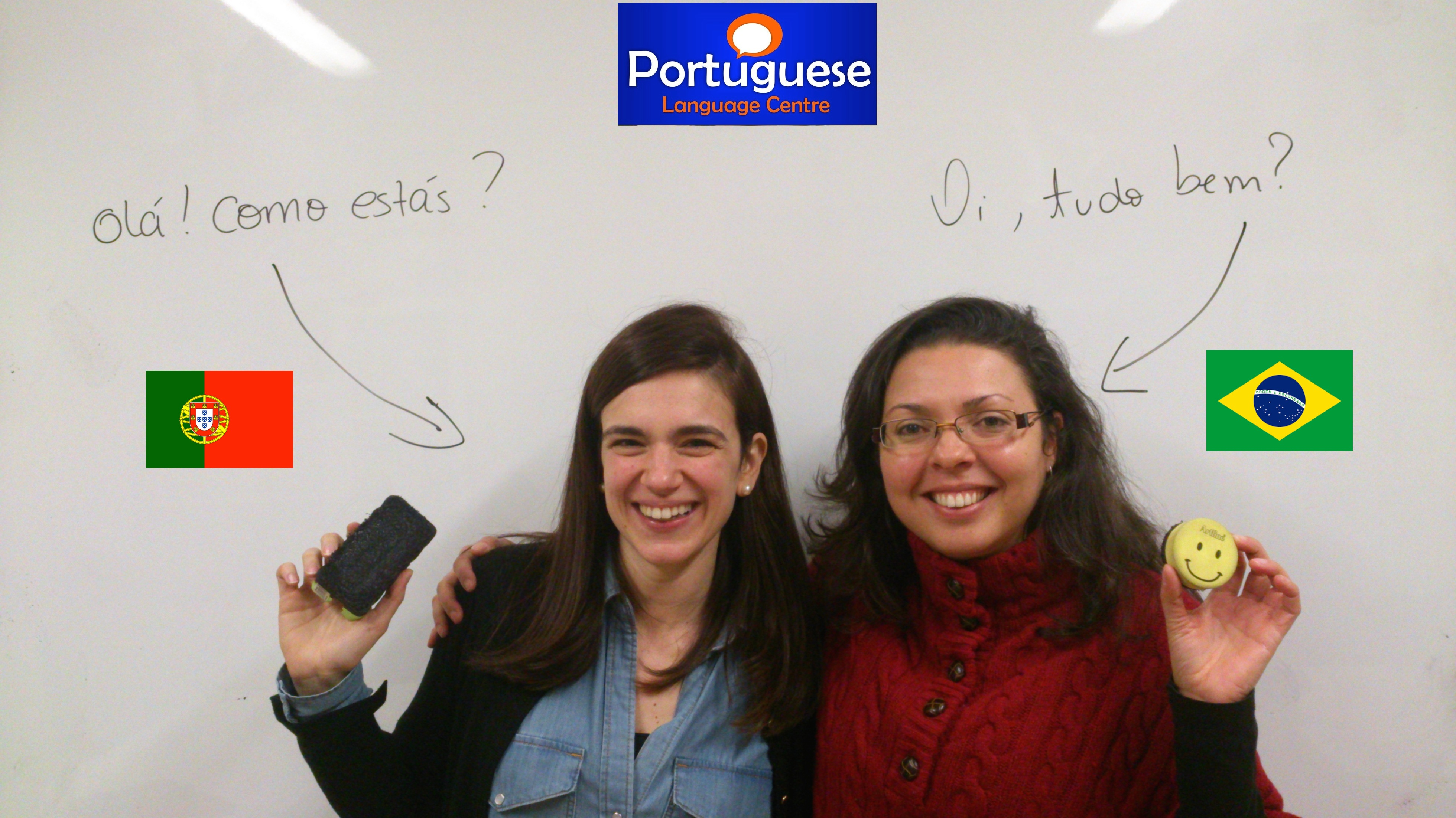 Portuguese Language Centre teachers
