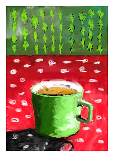Cup of tea And wall paper.jpg