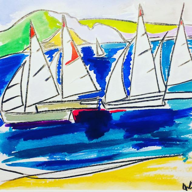 Sailing at Weymouth Bay.jpg