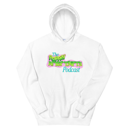Fresh After Thirty Hoodie