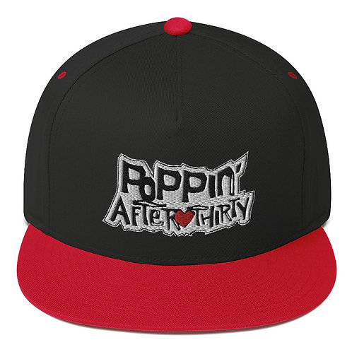 Poetic After Thirty Fitted Cap