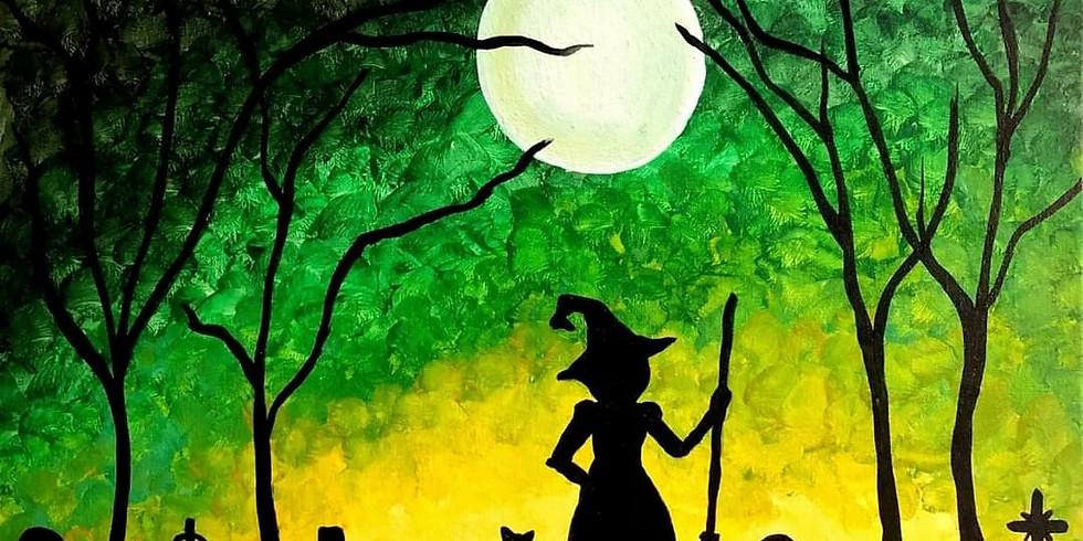 Paint Night & DeRienzo's!