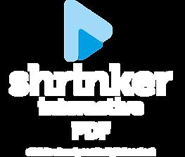 1000PDF  Sq - AI - shrinker logo - WHITE
