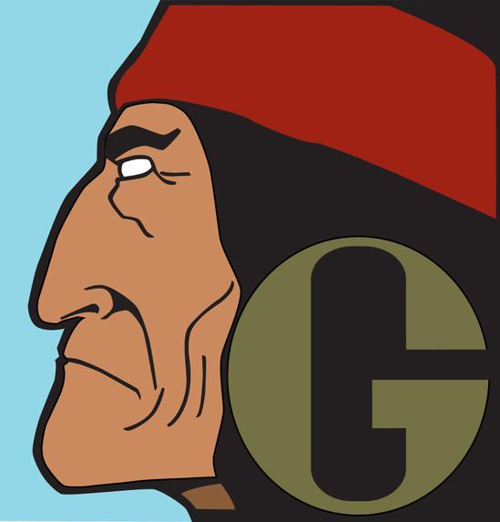 G for Geronimo