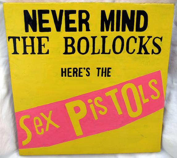 'Never Mind the Bollox'
