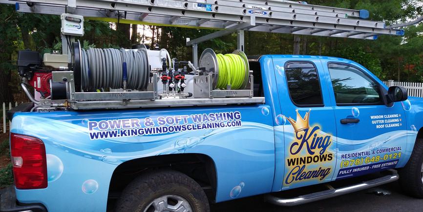 Power Washing System