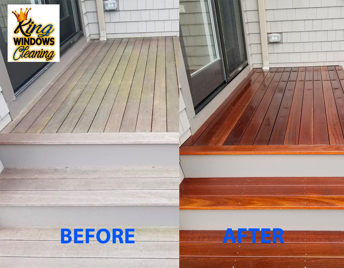 DECK-cleaning