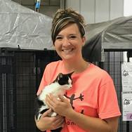 Birdie adopted!