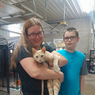 Tippy adopted!