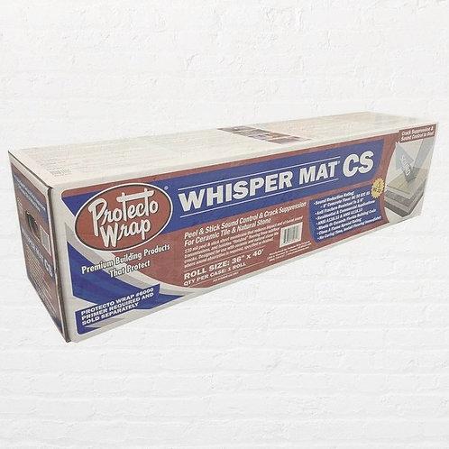 Whisper-Mat-Cs  120 S.f  ROLLS Miami Fl