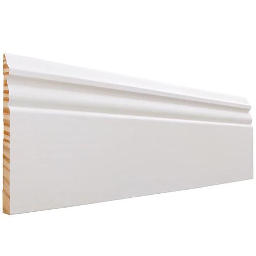 "5 1/4"" Solid Pine Baseboard"