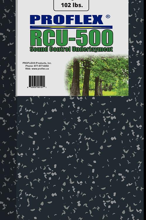 Proflex RCU 500 Rubber Underlayment