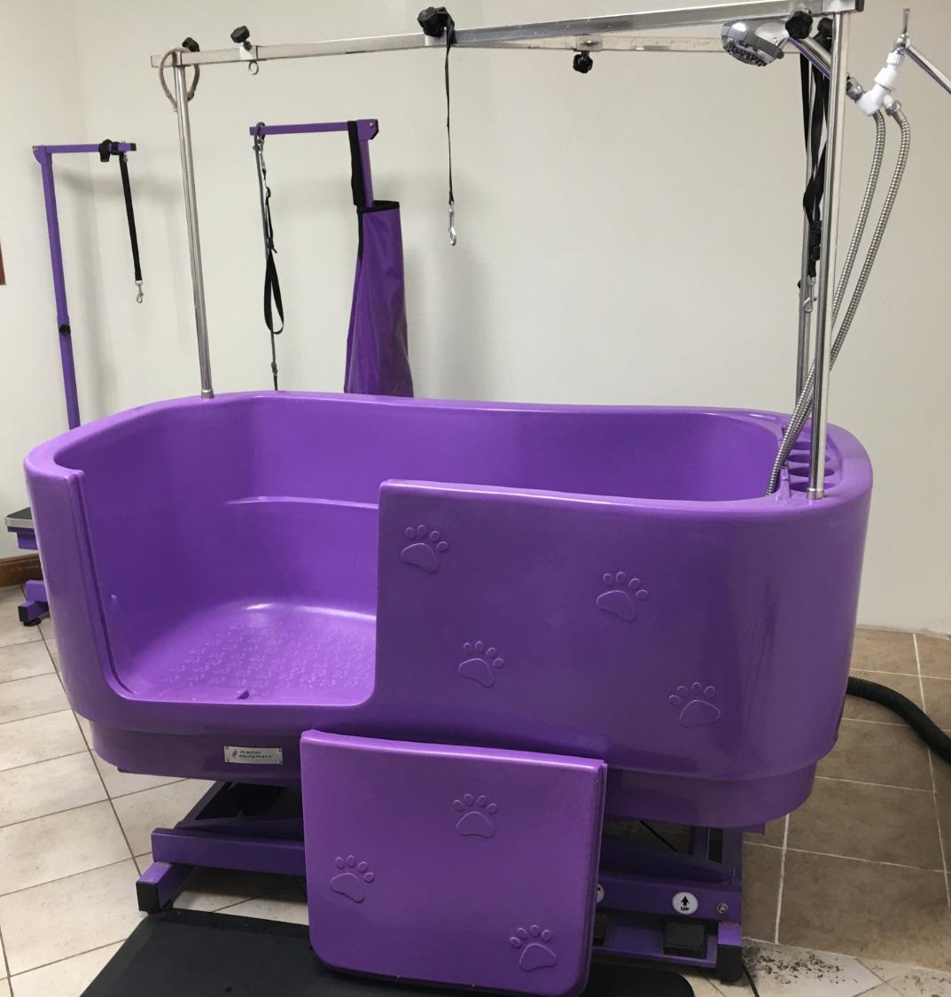 Hydraulic Bathtub
