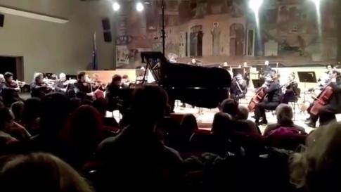 Chopin Piano Concerto No. 2 in F minor, Op. 21 [excerpts]