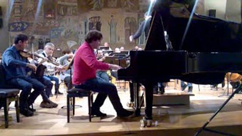 Chopin: Piano Concerto No. 2 in F minor, Op. 21 - Rehearsal Allegro vivace