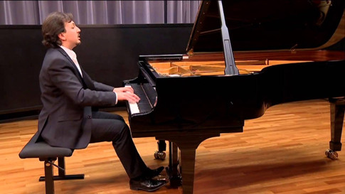 Chopin: Étude in A minor, Op. 25,11