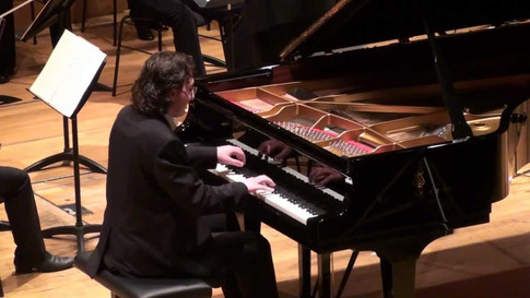 W. A. Mozart: Piano Concerto No. 9 Jeunehomme in E flat major, K. 271 [III. Rondeau. Presto]