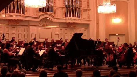 E. Grieg: Piano Concerto in A Minor, Op. 16