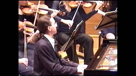 J. S. Bach: Piano Concerto No. 1 in D minor, BWV 1052