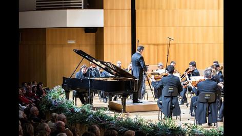 J. S. Bach: Piano Concerto No. 5 in F minor BWV 1056