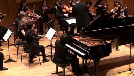 W. A. Mozart: Piano Concerto No. 9 Jeunehomme in E flat major, K. 271 [I. Allegro]