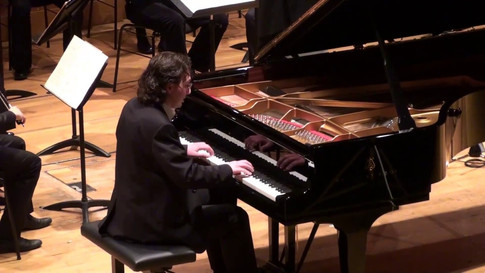 W. A. Mozart: Piano Concerto No. 9 Jeunehomme in E flat major, K. 271 [II. Andantino]