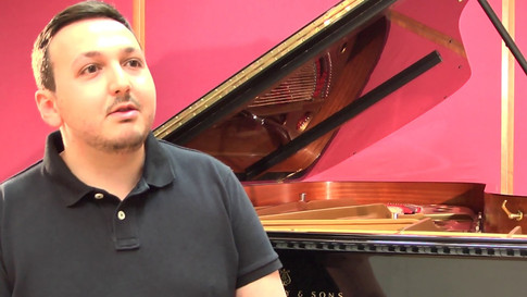 Paris Tsenikoglou - Impressions of a Pianist 2017