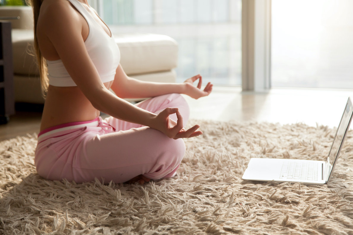 FREE Yoga for Menopause BEGINNERS' class