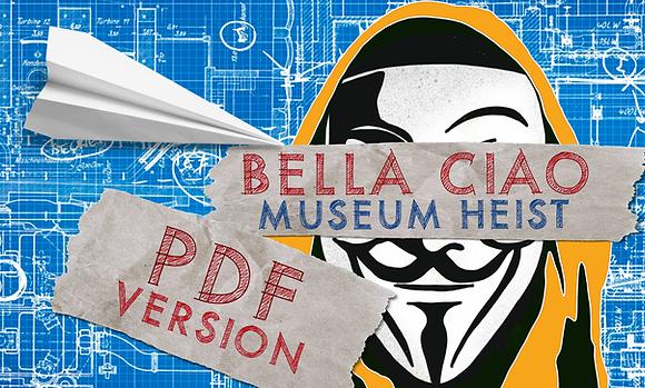 Bella Ciao: Museum Heist! PDF