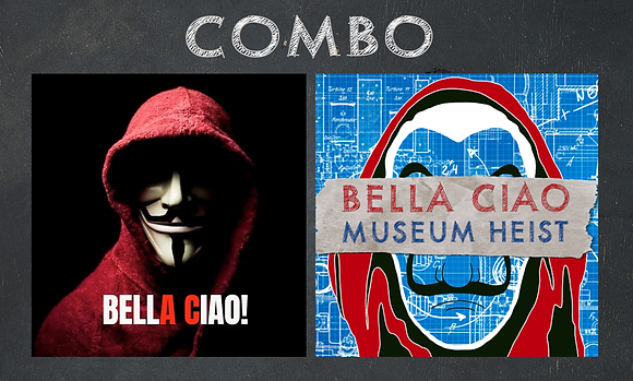Bella Ciao COMBO