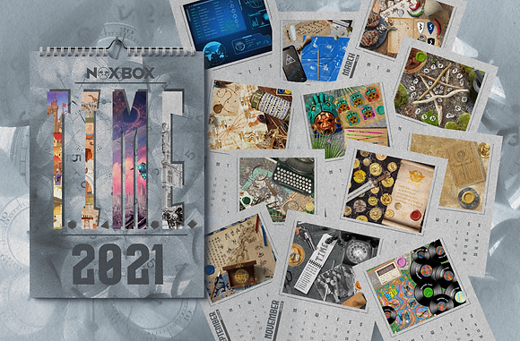 T.I.M.E. Escape Room Kalender