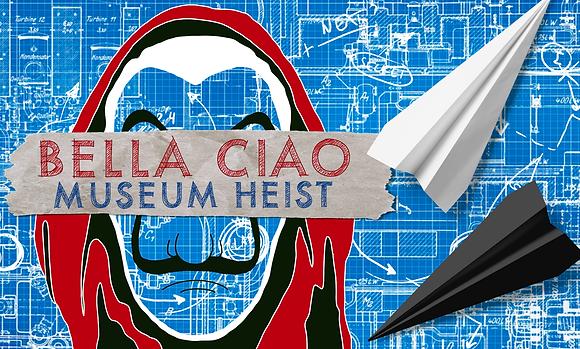 Bella Ciao:Robo del Museo