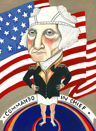 commando in chief