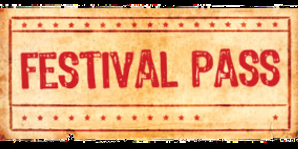 Festival Weekend Pass