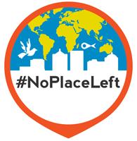 #NoPlaceLeft