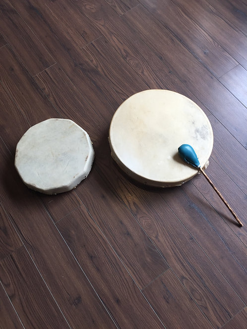 Hand Made Drums