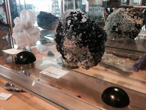 Black Tourmaline from Bayers Lake Hfx