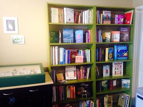 Spiritual Alternative Health Books